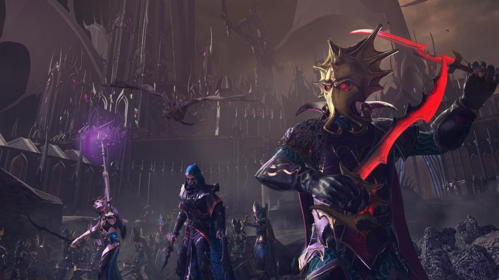 Благословенный ужас warhammer 2 смотреть