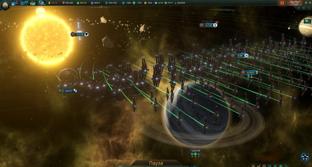 флот угасшей империи stellaris фото