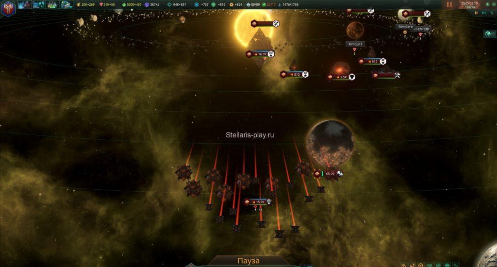 Восставшие роботы картинки stellaris