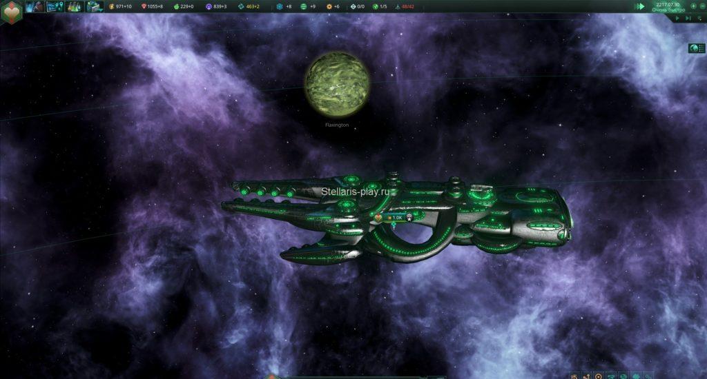 линкоры stellaris фото