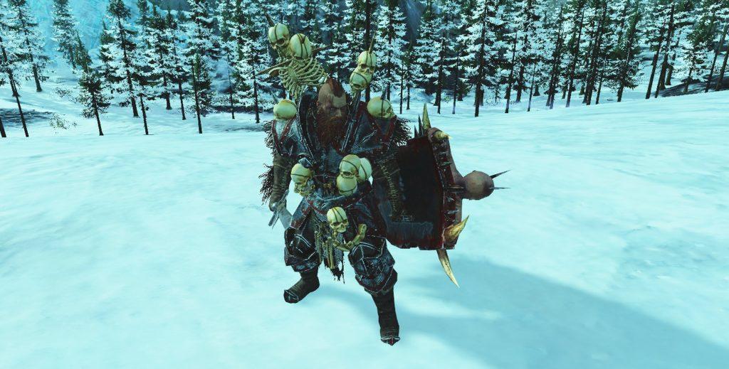 Вульфрик Норска warhammer 2