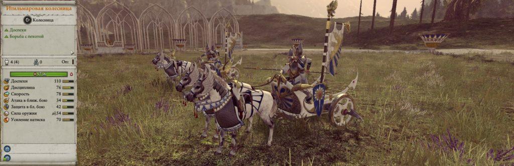 Высшие эльфы вархаммер войска