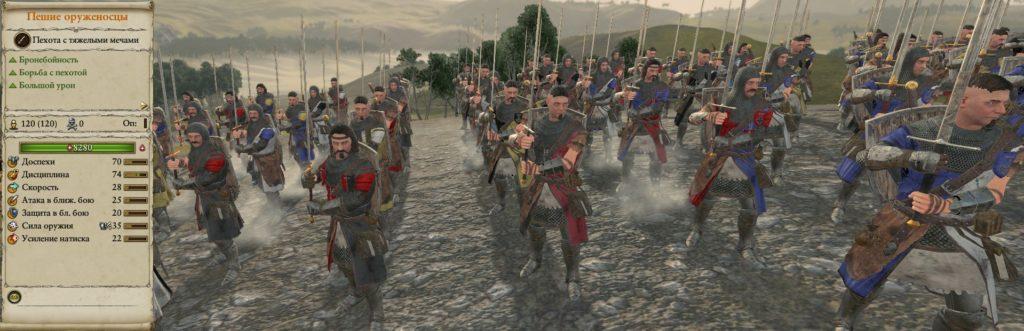 армия бретонцев warhammer
