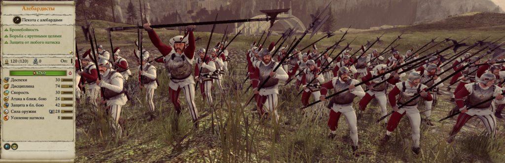 Армия империи warhammer