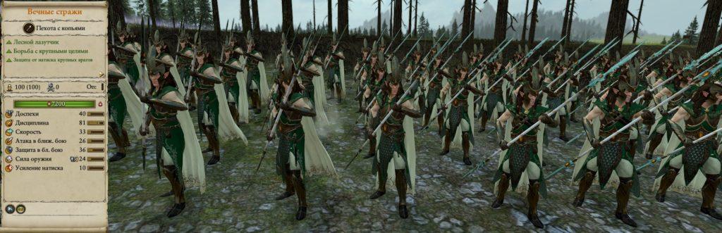 Вечные стражи в игре вархаммер